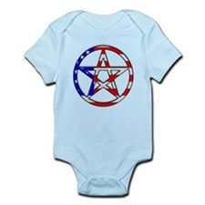 American Witch Infant Bodysuit
