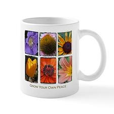Grow Your Own Peace - Mug