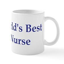 World's Best Nurse Mug