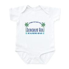 Longboat Key Happy Place - Infant Bodysuit