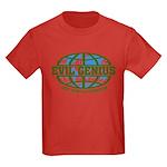 Evil Genius Kids Dark T-Shirt