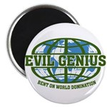 Evil Genius Magnet