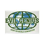 Evil Genius Rectangle Magnet (10 pack)