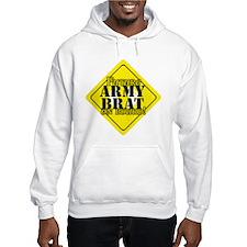 Cute Future army brat Hoodie