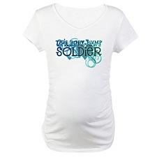 soldier_babybump_blue Shirt