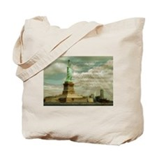 Give Me Your Tired ... Tote Bag