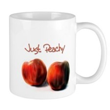 Just Peachy - Mug