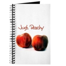 Just Peachy - Journal