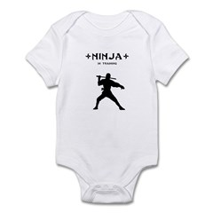 Ninja in Training Bodysuit