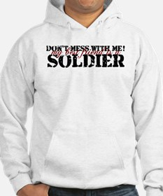 Cute Army friend Jumper Hoody
