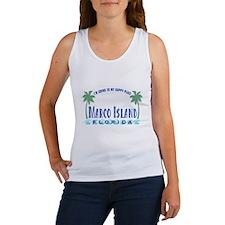Marco Island Happy Place - Women's Tank Top