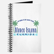 Marco Island Happy Place - Journal