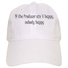 Producer happy Baseball Cap