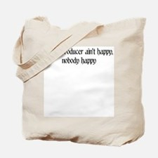 Producer happy Tote Bag