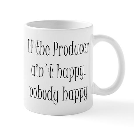 Producer happy Mug