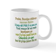 John 3:16 Haitian Creole Mug