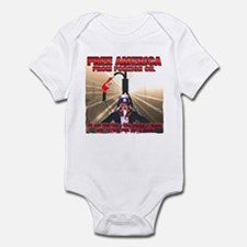 anti foriegn oil Infant Bodysuit