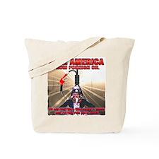 anti foriegn oil Tote Bag