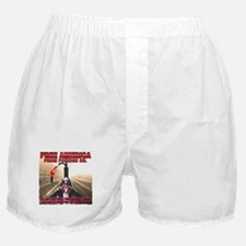 anti foriegn oil Boxer Shorts
