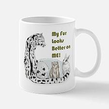 my fur Mug