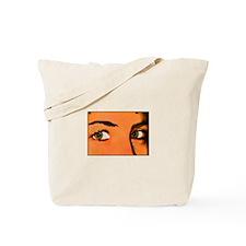 Green Eyes - Tote Bag