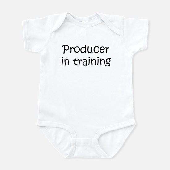 Producer in training Infant Bodysuit