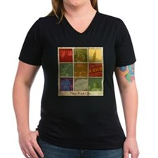New York Color Block - Shirt