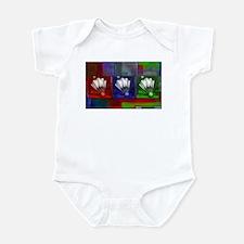 Shuttlecocks RBG - Infant Bodysuit