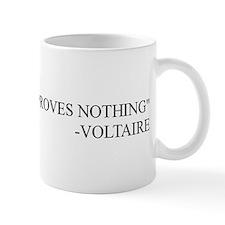 """""""A Witty Saying"""" Mug"""