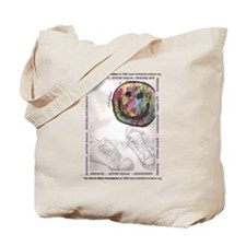 Colorblind by Hunter Tote Bag
