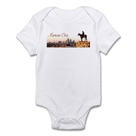 Kansas City Scout - Infant Bodysuit