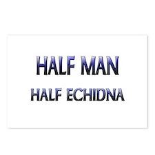 Half Man Half Echidna Postcards (Package of 8)