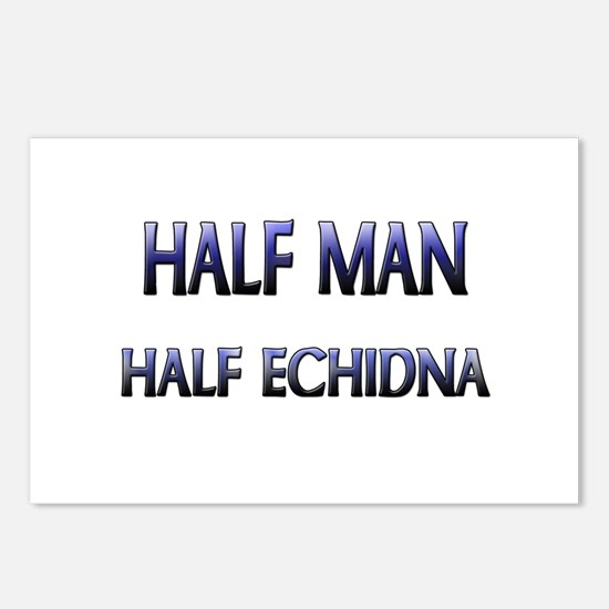 Half Man Half Echidna Postcards (Package of 8)