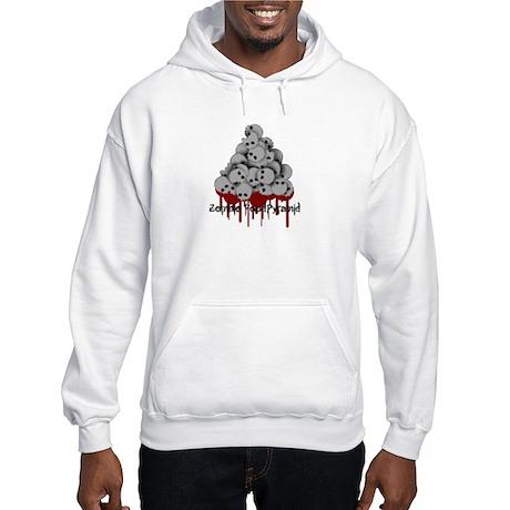 Zombie Food Pyramid (hoodie)