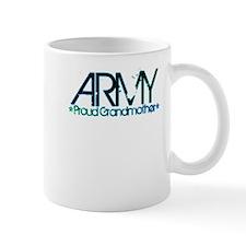 Cute Army grandmother Mug