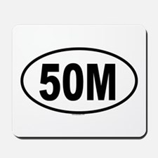 50M Mousepad