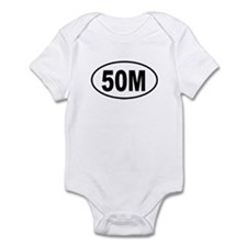 50M Infant Bodysuit