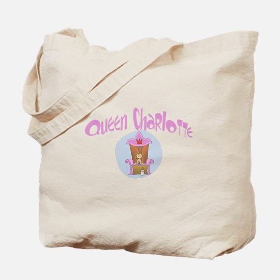 Baby Queen Charlotte Tote Bag