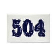 504 Rectangle Magnet