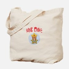 King Baby Dave Tote Bag