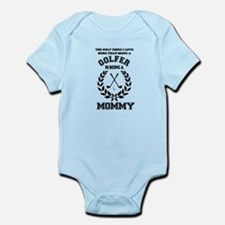golfer family Body Suit