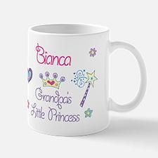 Grandpa's Princess Bianca Mug
