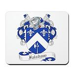 Falshaw Family Crest Mousepad