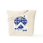 Falshaw Family Crest Tote Bag