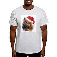 Christmas Eurasier T-Shirt