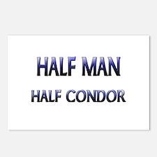 Half Man Half Condor Postcards (Package of 8)