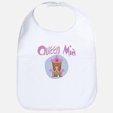 Baby Queen Mia Bib