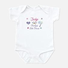 Grandpa's Princess Jocelyn Infant Bodysuit