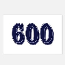 600 Postcards (Package of 8)
