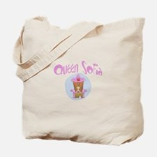 Baby Queen Sofia Tote Bag
